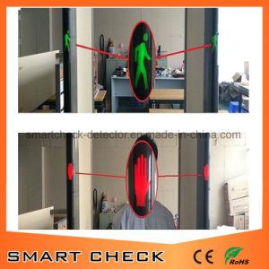 Wholesale 33 Zones High Sensitive Metal Detectors Walk Through Gate pictures & photos