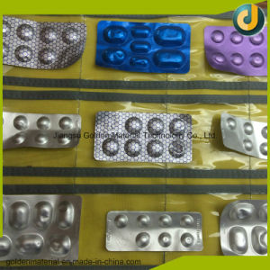 Rigid Pharmaceutical Medical Blister Vacuum Forming PVC Film pictures & photos