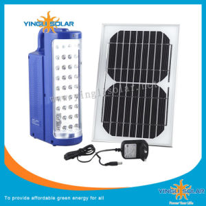 Outdoor Energy-Saving Portable LED Solar Camping Lights (SZYL-SCL-05) pictures & photos