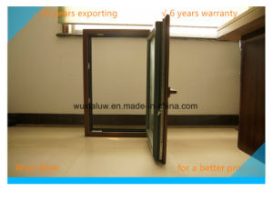 Double Color Thermal Break Aluminum Window pictures & photos