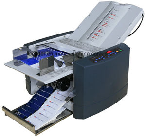 EP-45F A3 automatic paper folder machine digital ascending and descending counter. pictures & photos
