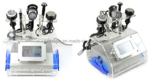 B0107 Portable 5 in 1 40k Ultrasonic Cavitation Multipolar Bipolar RF Machine pictures & photos