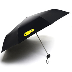 Black 3 Fold Umbrella, with Customer Logo (BR-FU-163) pictures & photos