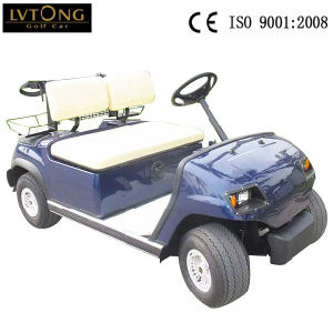 2 Person Electric Mini Car Sightseeing Car (LT_A2) pictures & photos