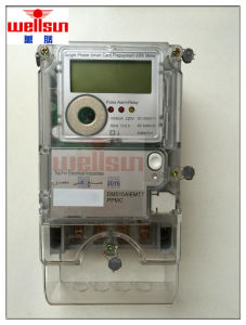 Single Phase Meter for Electricity Smart Prepayment pictures & photos
