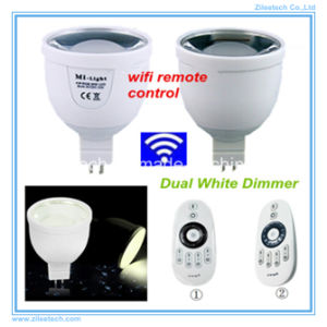 Dimmable WiFi Remote Control LED Commercial Spotlight Lamp