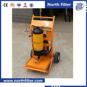 Portable Cart Oil Filter Machine pictures & photos