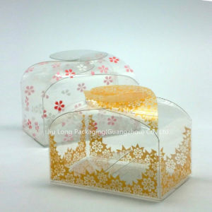 Custom Clear PVC/Pet/PP Plastic Box for Small Gift Box pictures & photos
