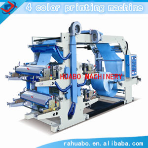 Two Color or Four Color Flexo Printing Machine pictures & photos