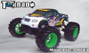 2016 Very Hot Remote Control Nitro off Road Monster Truck