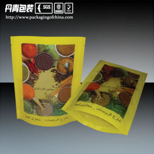 Guangdong Packaging Stand up Zipper Pouch pictures & photos