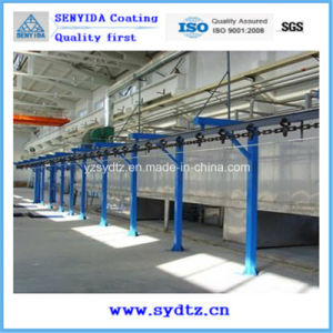 Powder Coating Automatic Spraying Painting Machine pictures & photos