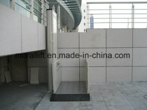 Safety Quality Outdoor Wheelchair Lift for Disabled People pictures & photos