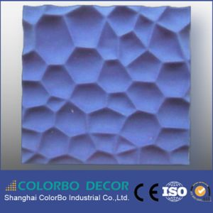meeting room decoration polyester soundproof wall panel