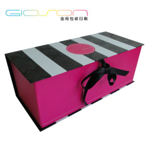 Customized Folding Paper Gift Box Printing/ Cosmetic Box pictures & photos