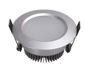 Ultra Thin Aluminum Round Recessed 5W LED Downlight for Aisle pictures & photos