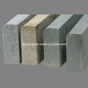 Multiful Color Granite Kerbstones for Driveway pictures & photos