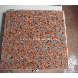 Wholesale Cheap Red Granite Tiles for Floor and Wall pictures & photos