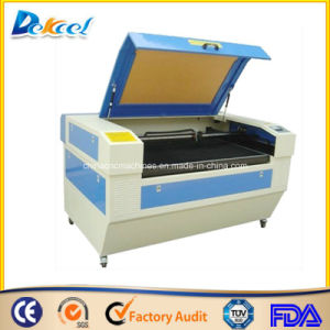 Rubber Cutting Machine with CO2 100W/150W Laser China Factory Sale pictures & photos