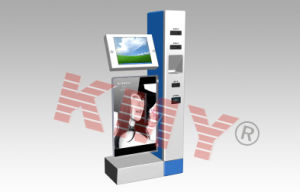 Card Dispensing Kiosk with Parking System pictures & photos