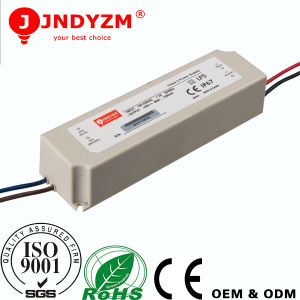 Single Output Constant Current Waterproof IP67 60W LED Driver