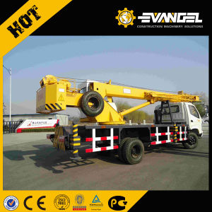 10 Ton Small Mobile Truck Crane YGQY10H pictures & photos