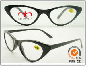 Special Design Reading Glasses with Butterfly Shape (ZX014) pictures & photos