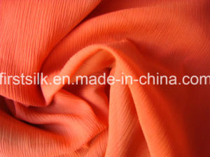 Silk Crinkle Chiffion Fabric pictures & photos