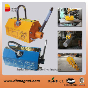 2000kg Manual NdFeB Magnet Lifter Sale pictures & photos