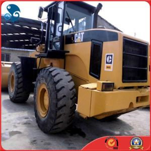 Used Cat (966G) Front Wheel Loader with Front Bucket (3CBM) pictures & photos