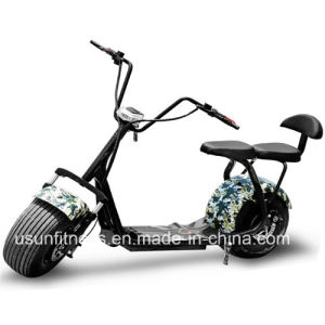 2018 New Model Cool 2 Wheel Electric Scooter, Electric Scooter City Coco, Scooter Electric pictures & photos