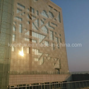 Exterior Pefrorated Aluminum Curtain Wall pictures & photos
