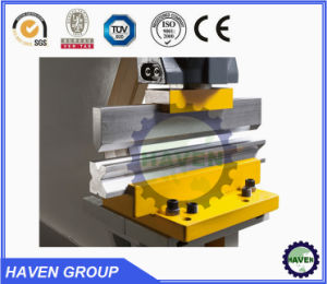 Hydraulic Combined Punching & Shearing Machine with ISO Certificate pictures & photos