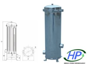 Stainless Steel Filter Cartridge for RO Water Treatment Equipment pictures & photos