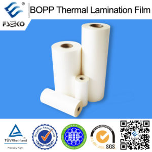 0.83mil BOPP Thermal Lamination Film for Printing Industry pictures & photos