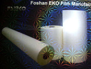 Hologram Thermal Roll Film Special Laser 30mic pictures & photos