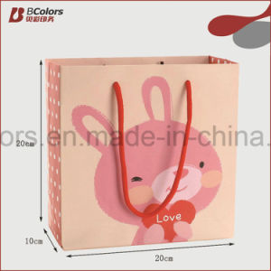 high quality new design paper bag for garment packaging pictures & photos