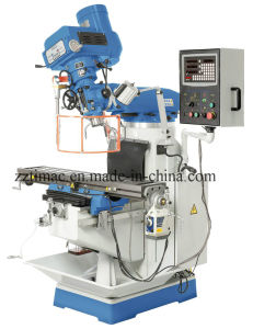 Vertical Turret Milling Machine (2SA/2va, 2sb/2vb, 3SA/3vb/Vl/3su) pictures & photos