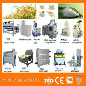 High Output Complete Set Rice Milling Machine pictures & photos