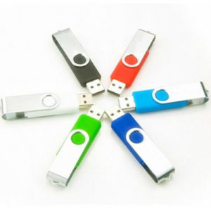 Cheap Promotion Swivel USB Flash Drive pictures & photos
