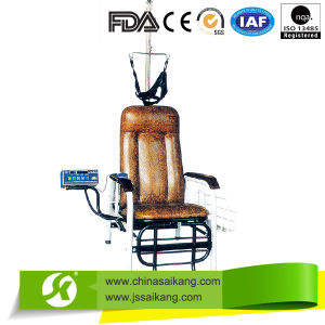 High Quality Manual Cervical Traction Chair pictures & photos