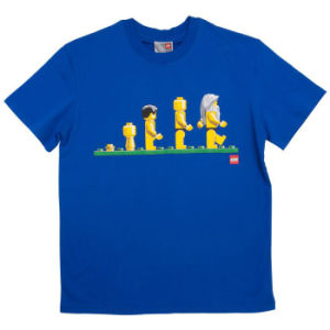 Promotional Children Kids T-Shirt with Custom Printing (TS207W) pictures & photos