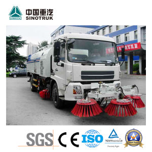 Popular Model Sinotruk Sweeper Truck pictures & photos