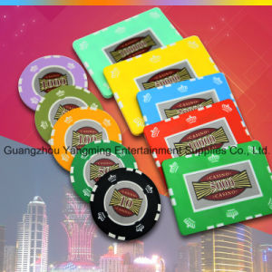 11.5g Clay Casino Chip with Aluminum Case for Gambling Games (YM-TZPK005) pictures & photos