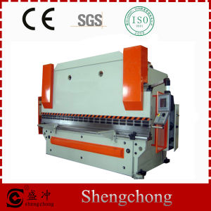 Shengchong Brand Aluminum Press Brake for Sale pictures & photos