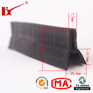 Black Car Rubber Strips with Various Size pictures & photos