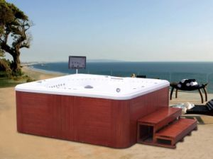 Acrylic Endless SPA Pool pictures & photos