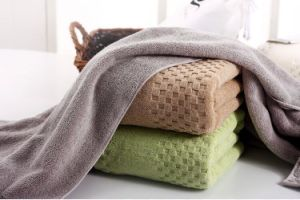 (BC-TB1001) High Quality100% Cotton Terry Bath Towel pictures & photos