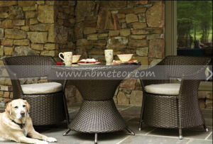 Mtc-173 Rattan Patio Garden Small Sofa Set pictures & photos