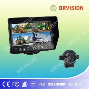 7 Inch Waterproof Rear View System with IP69k Backup Camera for Truck pictures & photos